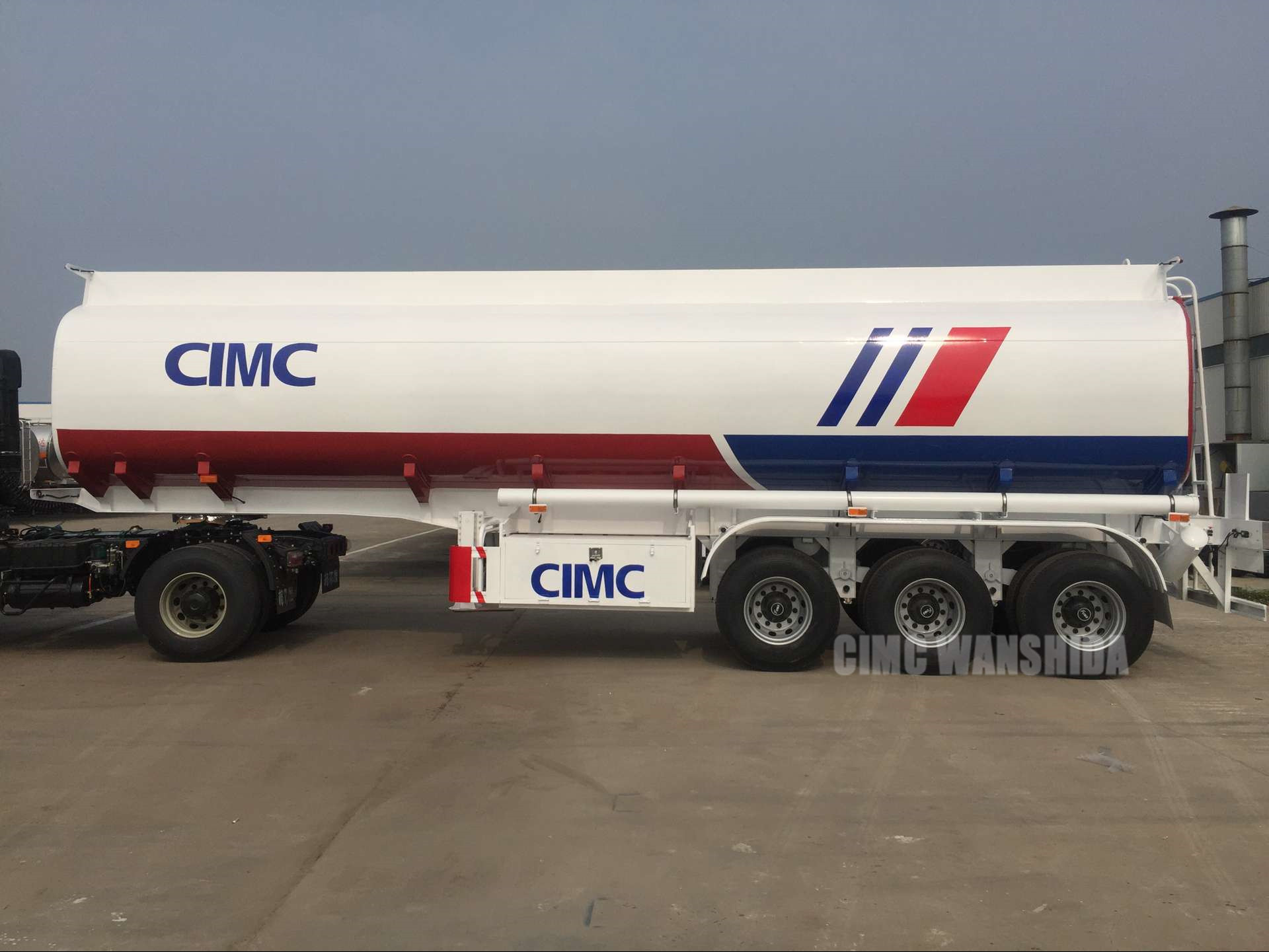 Fuel tank trailer price