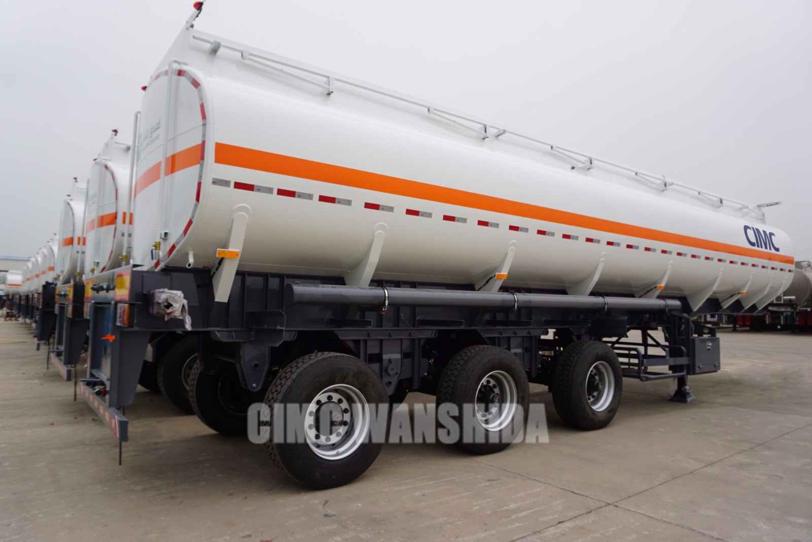 fuel tanker truck trailer prices