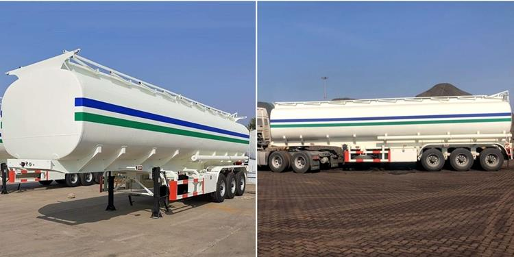 45000 Liters Oil Tanker Trailer Price Near Me