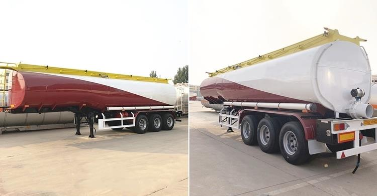 Oil Tanker Truck Trailer Manufacturer