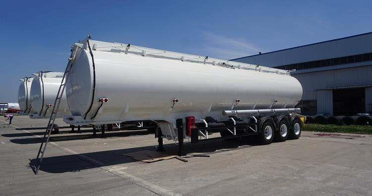 CIMC Tri Axle Oil Tanker Trailer for Sale In Guinea Conakry