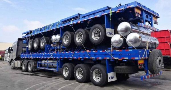 What is a dropside trailer?-CIMC fence trailer for sale