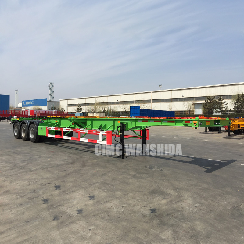 40 ft container chassis for sale