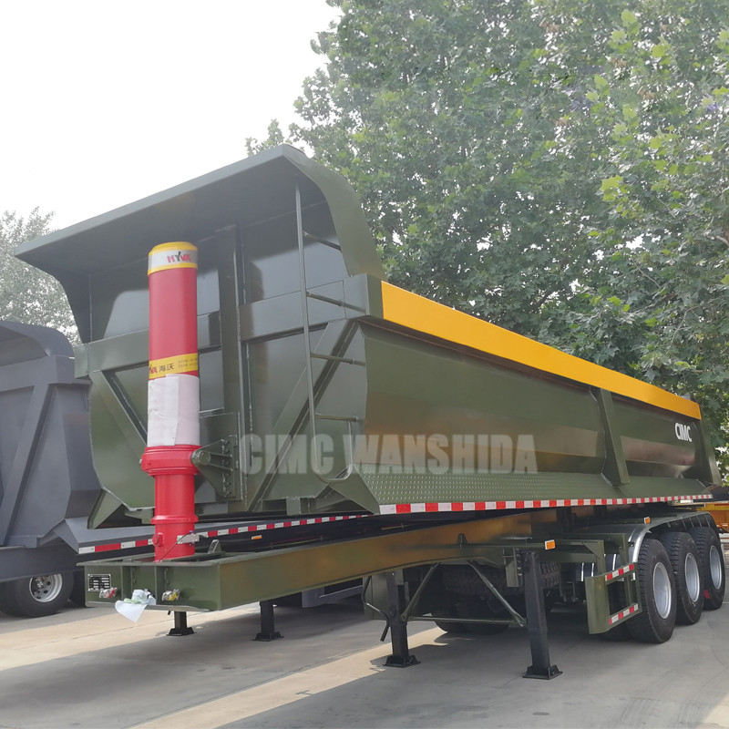 tipping trailer zimbabwe