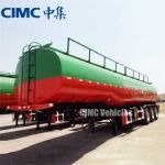 40000 liters diesel tanker trailer for sale