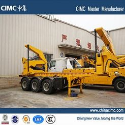 container loader , container side loader , 20ft container side loader