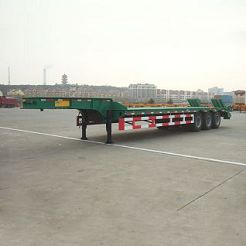 Low platform trailer 60 ton