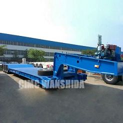 60 ton lowboy trailer for sale