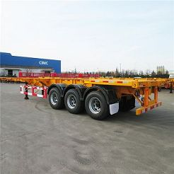 CIMC 40ft Container Chassis