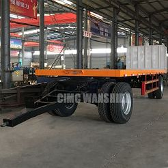 CIMC drawbar trailer
